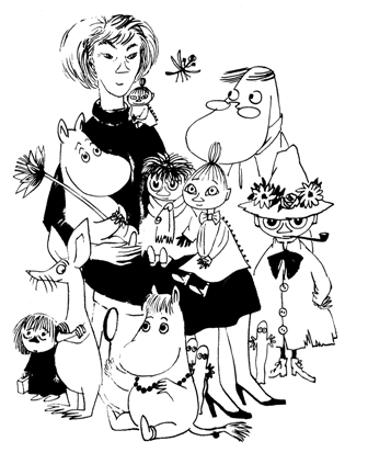 FI/ 2014 is A Moomin year
