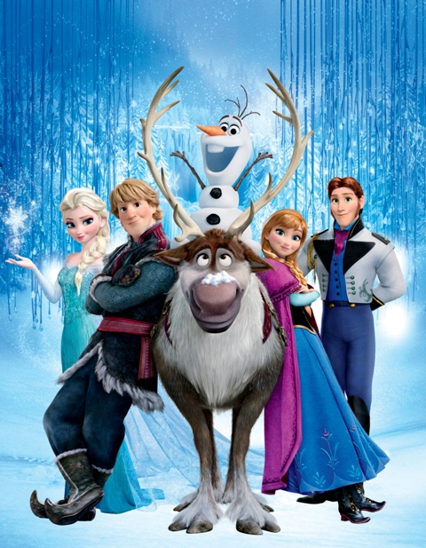 -FROZEN- The Disney movie with a Nordic taste