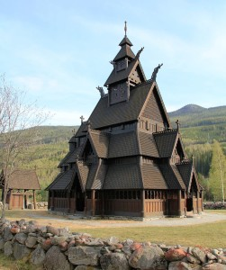 NO / Gol stave church