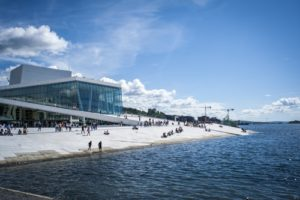 Oslo in Best in travel Top Cities 2018 by Lonely planet